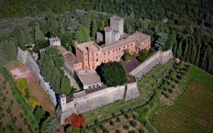 Castello di Brolio @ Gaiole In Chianti